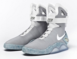 MAG Sneaker by Nike in Back To The Future Part II