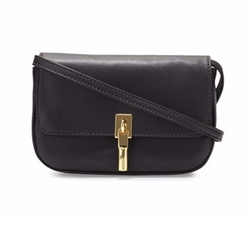 Cynnie Nano Leather Crossbody Bag by Elizabeth And James in New Girl