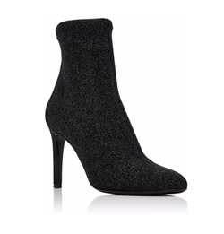 Natalie Stretch-Knit Ankle Boots by Giuseppe Zanotti in Power