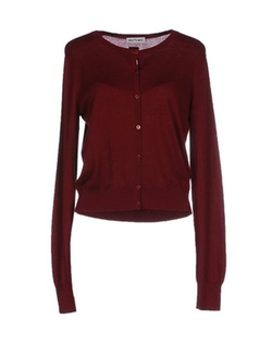 Round Collar Cardigan by Who*s Who in New Girl