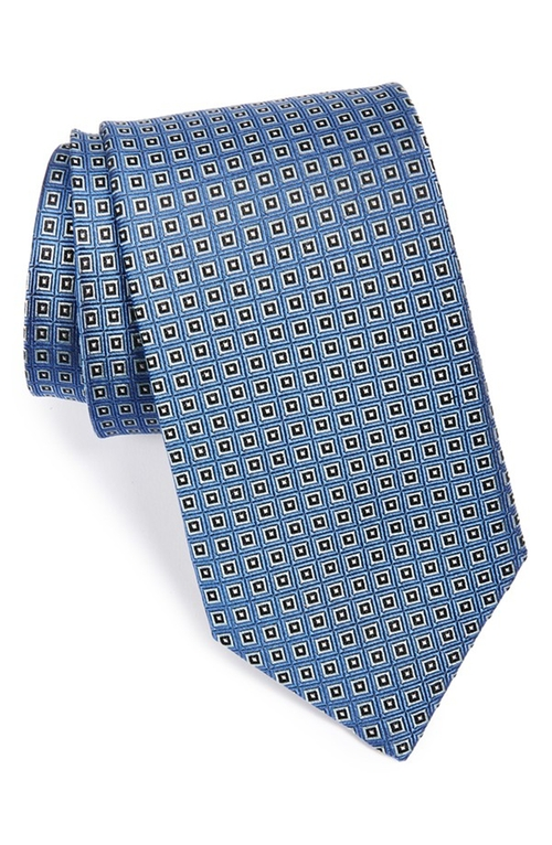 Woven Silk Tie by J.Z. Richards in Suits - Season 5 Episode 3