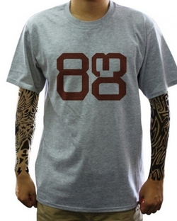 830 Printed Tee by TshirtXY in Knocked Up