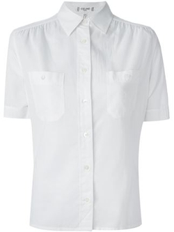 Chest Pocket Shirt by Céline Vintage in Sisters