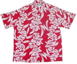 Hawaiian Aloha Rayon Vintage Shirt by Paradise Found in Back To The Future Part II