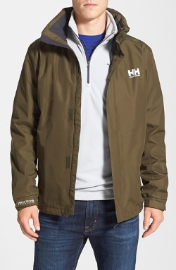 'Dubliner' Waterproof Jacket by Helly Hansen in The Visit