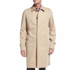 Balmacaan Gabardine Overcoat by Sanyo in Designated Survivor