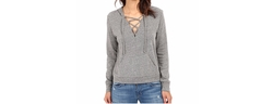 Lace-Up Hoodie by Lanston in Pretty Little Liars