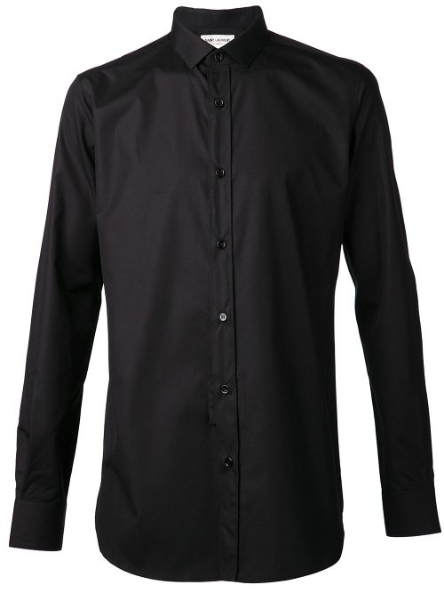 Classic Shirt by Saint Laurent in Need for Speed