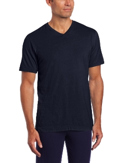 Essentials V-Neck Tee Shirt by American Essentials in Self/Less