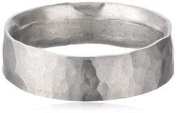 Hammered Band Ring by Nashelle in The 33