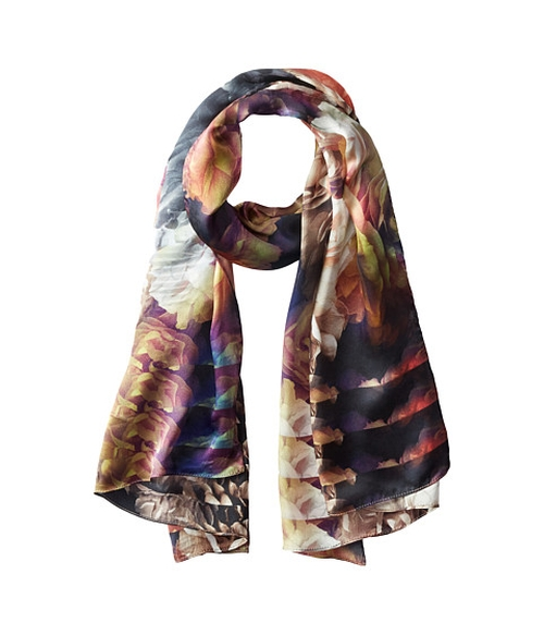 Bloom Long Scarf by Ted Baker in Nashville - Season 4 Episode 10
