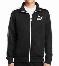 Archive T7 Track Jacket by Puma in The Fate of the Furious
