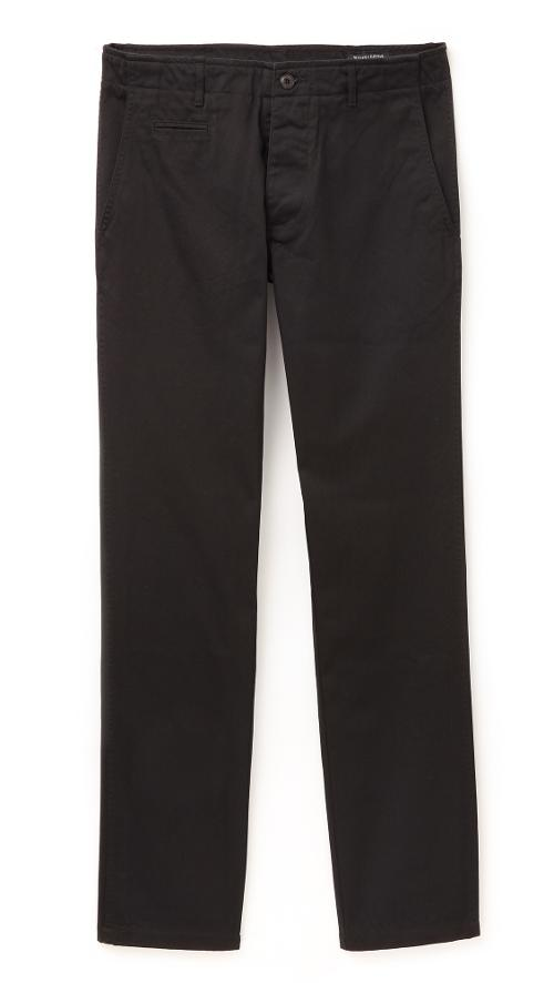 West Point Chino Pants by Wings + Horns in The Disappearance of Eleanor Rigby
