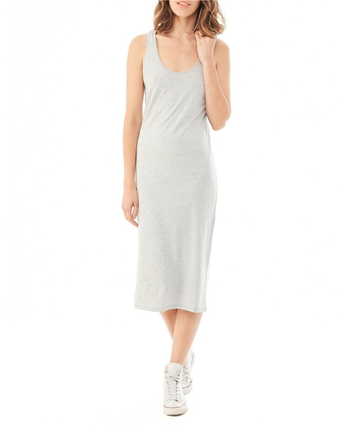 Racerback Midi Dress by Alternative in Captive