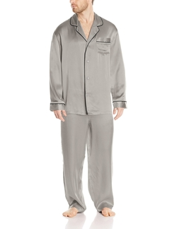 Silk Pajama Set by Geoffrey Beene in Burn After Reading