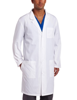 Lab Coat by Dickies in Victor Frankenstein