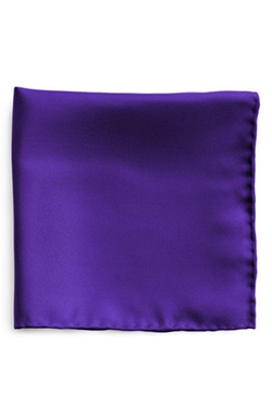 Silk Twill Pocket Square by Nordstrom in Suits