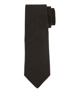 Grosgrain Solid Tie by Lanvin in Suits