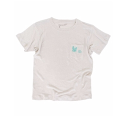 High Desert Pocket Tee by Banner Day in Animal Kingdom