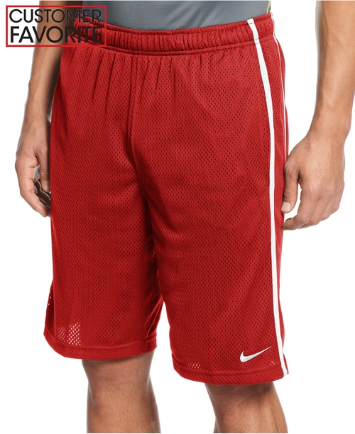 "10"" Dri-Fit Monster Mesh Shorts by Nike in Ballers - Season 1 Episode 2"