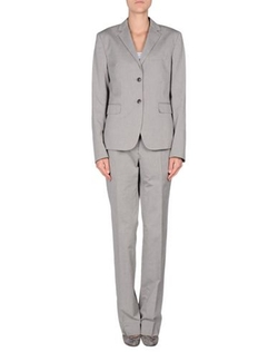 Single Breasted Pants Suit by Mauro Grifoni in Billions