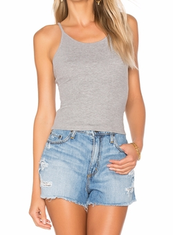 Shoestring Tank Top by Rolla's in Power