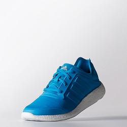 Pure Boost Running Shoes by Adidas in Step Up: All In