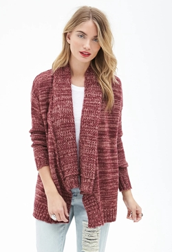 Marled Shawl Collar Cardigan by Forever21 in Modern Family