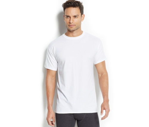 X-Temp Crew-Neck T-Shirt by Hanes in Adult Beginners