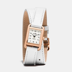 Double Wrap Watch by Coach in Urge