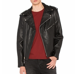 Easy Rider MC Jacket by Understated Leather in The Fate of the Furious