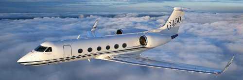 G450 Business Jet by Gulfstream Aerospace in Blackhat