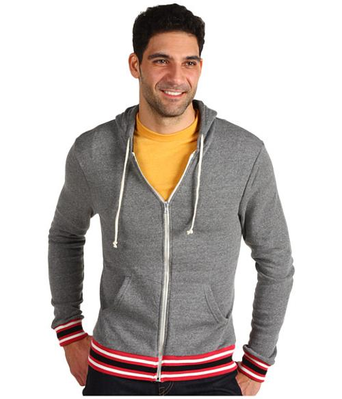 Woody Zip Hoodie by Alternative in Dumb and Dumber To