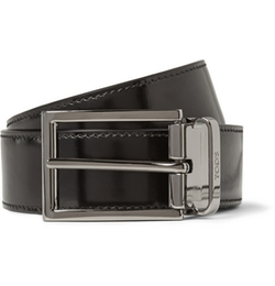 Reversible Leather Belt by Tod's in The Hateful Eight