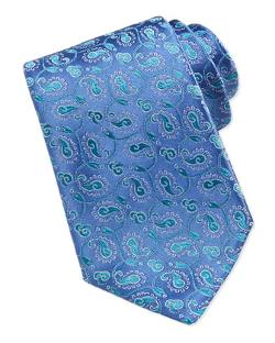 Paisley Swirl Tie by Charvet in We're the Millers