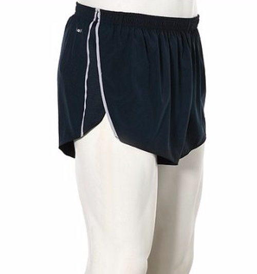 "Men's 2"" Tempo Split Running Shorts by Nike in Bleed for This"