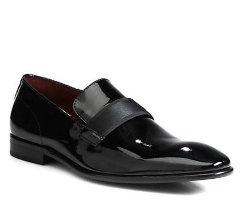 Mellion Slip-On Formal Shoes by Boss Hugo Boss in Begin Again