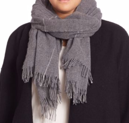 Wool Blend Scarf by Eileen Fisher in Rogue One: A Star Wars Story
