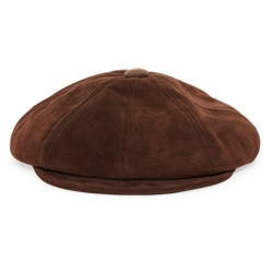 Ruthy Suede Cabbie Hat by Goorin Bros. in Scream Queens