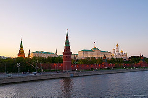 The Moscow Kremlin Moscow, Russia in Mission: Impossible - Ghost Protocol