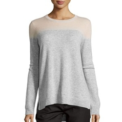 Cashmere Colorblock Sweater by Vince in How To Get Away With Murder