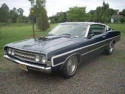 1969 Torino Hardtop Car by Ford in Need for Speed