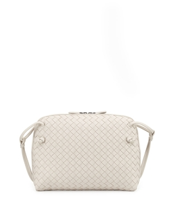 Intrecciato Messenger Bag by Bottega Veneta	 in Scream Queens