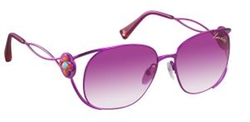 Thelma Sunglasses by Louis Vuitton in Sex and the City