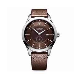 Alliance Analog Leather Strap Watch by Victorinox Swiss Army in American Horror Story