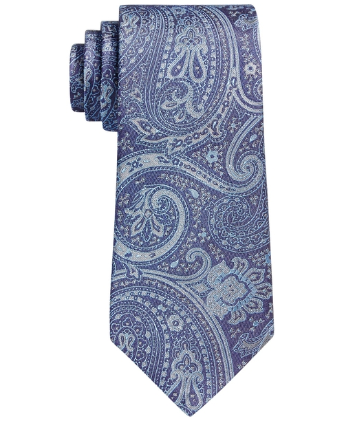 Woven Jacquard Paisley Tie by Lauren Ralph Lauren in Our Brand Is Crisis