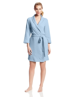 Waffle-Knit Robe by Casual Moments in Pretty Little Liars