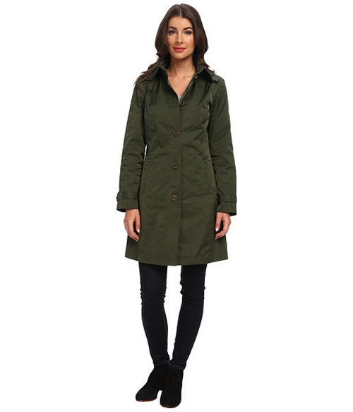 Packable S/B Trench Coat by Rainforest in Me Before You