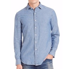 Denim Sportshirt by Polo Ralph Lauren in Lethal Weapon