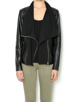 Paraguay Drape Jacket by Central Park West in New Girl